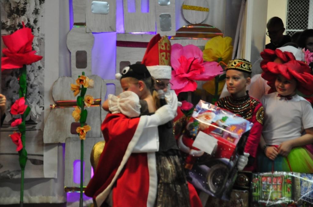 Mikołaj już odwiedził grzeczne dzieci! - Zdjęcie główne