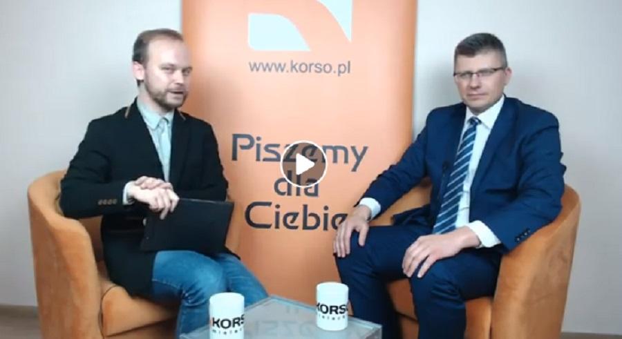 Rozmowy z Korso - Marcin Warchoł - Zdjęcie główne