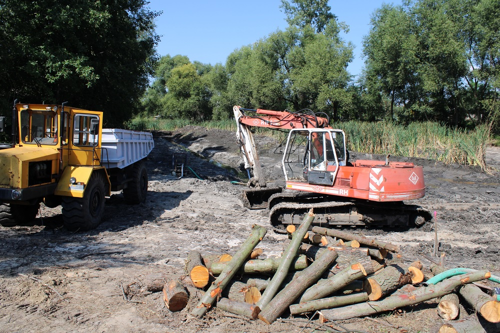 Renowacja zbiornika chroniącego mieszkańców przed wodami opadowymi. Ruszył pierwszy etap  - Zdjęcie główne