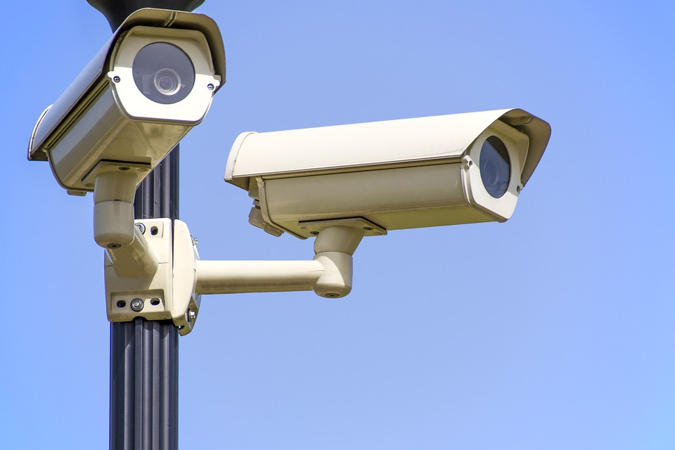 Miasto monitorowane - Zdjęcie główne