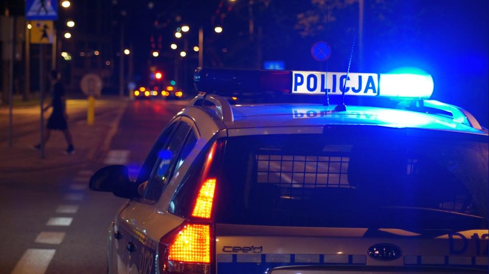 Z Podkarpacia. Pijany 18-latek bez prawa jazdy wjechał do rowu - Zdjęcie główne