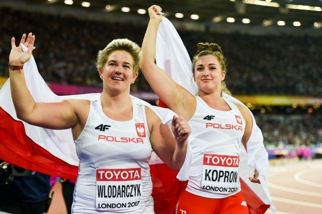 DUBLET POLEK w rzucie młotem! Złoty medal Anity Włodarczyk, brąz Malwiny Kopron! - Zdjęcie główne
