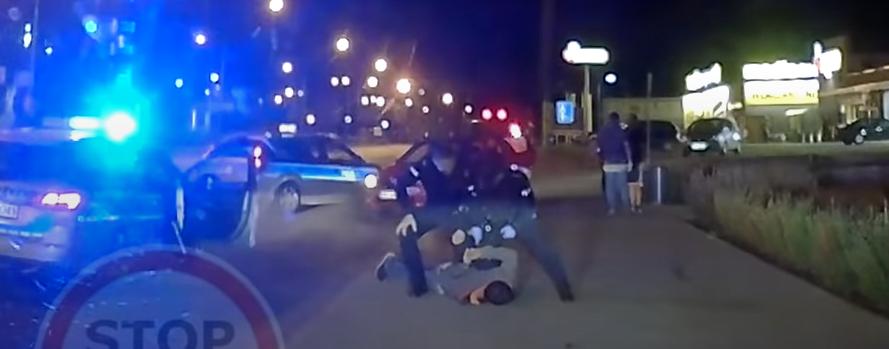 Ponad 10 kilometrów UCIEKAŁ przed POLICJĄ. Wiemy kim jest UCIEKINIER [WIDEO] - Zdjęcie główne