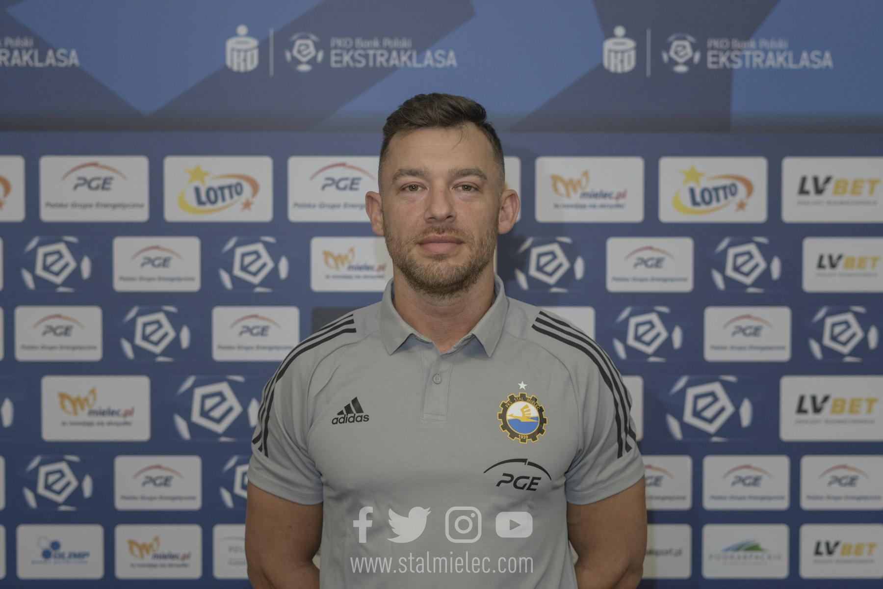 Daniel Wojtasz II Trenerem PGE FKS Stal Mielec - Zdjęcie główne