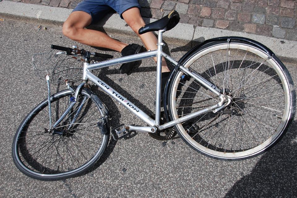 Pijany rowerzysta wezwał policję - Zdjęcie główne