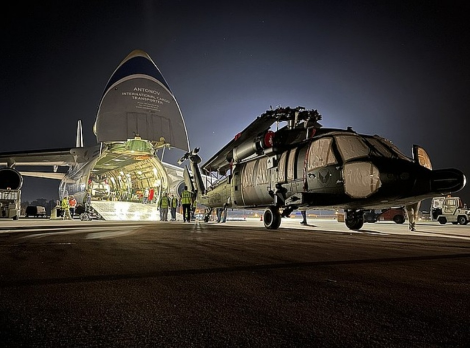 Black Hawki poleciały do Filipin. PZL Mielec dostarczył kolejne śmigłowce - Zdjęcie główne