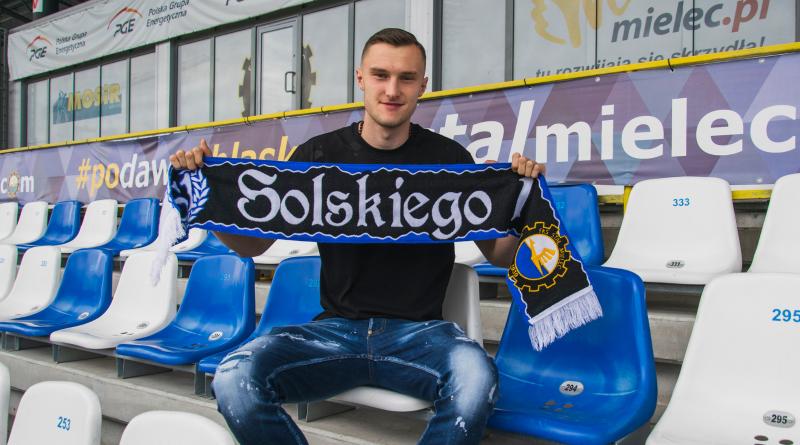 FKS Stal Mielec z kolejnym nowym zawodnikiem - Zdjęcie główne