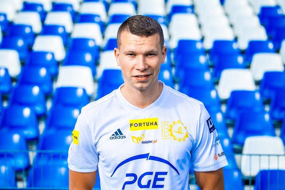 Stal Mielec ma nowego zawodnika. W tamtym sezonie zdobył mistrzostwo Polski!  - Zdjęcie główne