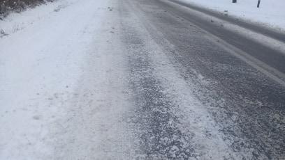Zimowe zaskoczenie. Znów utrudnienia na drogach! - Zdjęcie główne