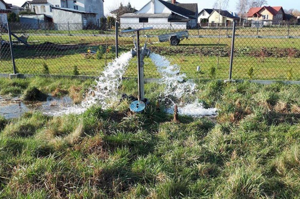 Policjanci będą chronić infrastrukturę wodociągową w Przecławiu? - Zdjęcie główne