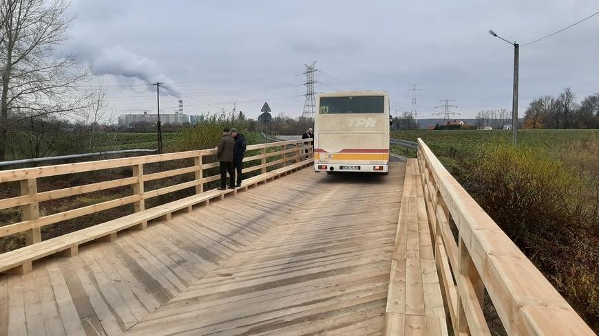 Remont skończony, most jak nowy - Zdjęcie główne
