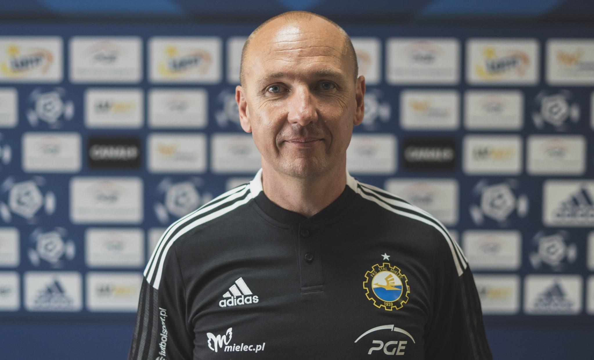 Adam Majewski, nowy trener Stali Mielec odpowiada na szybkie pytania [WIDEO] - Zdjęcie główne