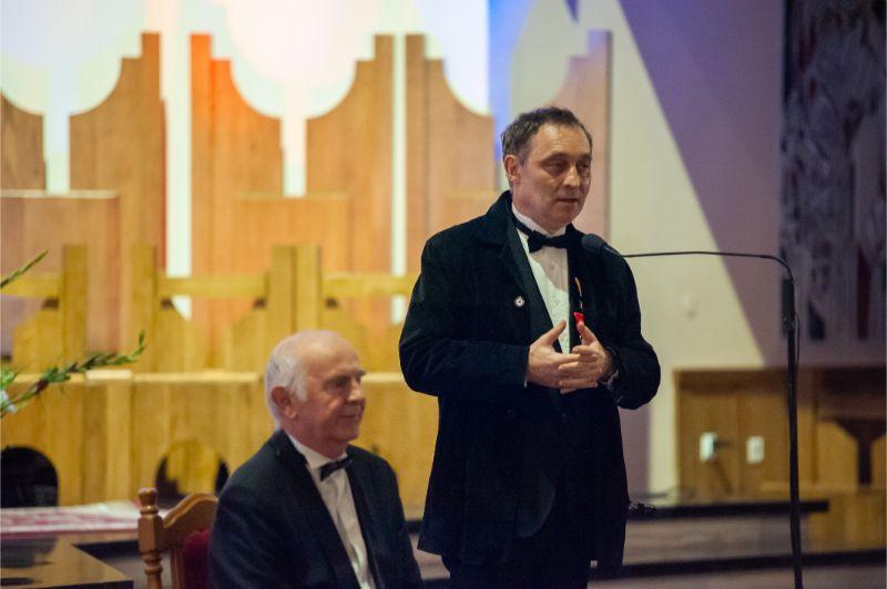 Wyjątkowy koncert dla Radia Leliwa! Zagrał Robert Grudzień i Georgij Agratina  - Zdjęcie główne