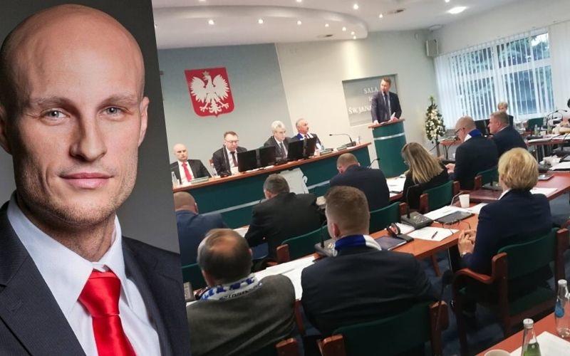 Radny Grzegorz Ziomek i jego fakty w sprawie mieleckiego sportu - Zdjęcie główne