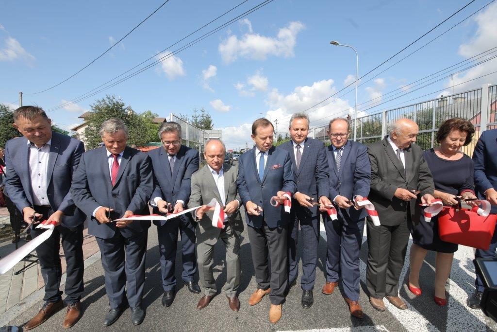 Na autostradę pojedziemy już nową drogą. Inwestycje pod Dębicą - Zdjęcie główne