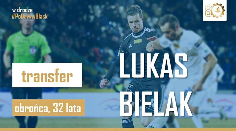 Lukas Bielak nowym zawodnikiem PGE FKS Stal Mielec - Zdjęcie główne