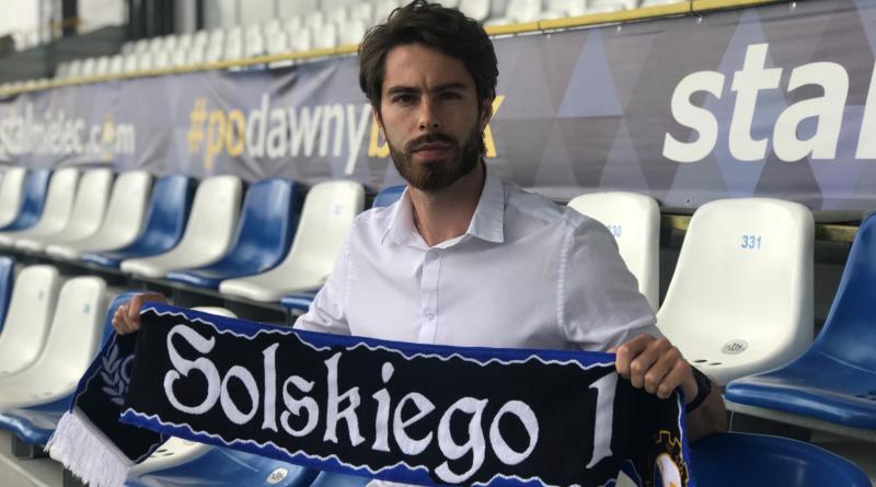 Stal Mielec z kolejnym nowym zawodnikiem - Zdjęcie główne