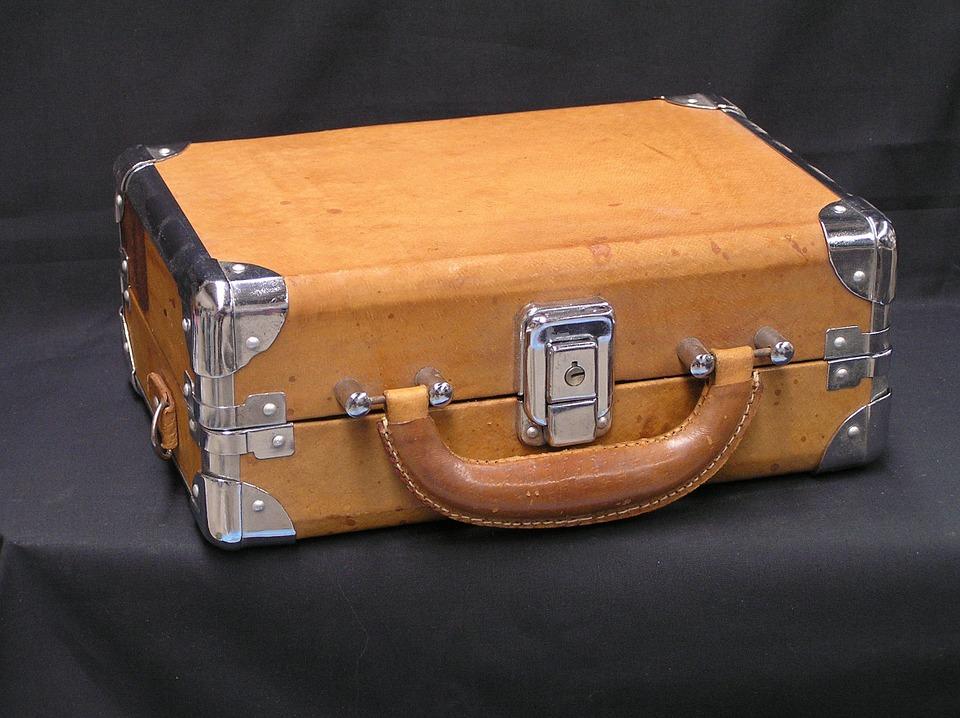 Komunikat! Znaleziono walizkę - Zdjęcie główne