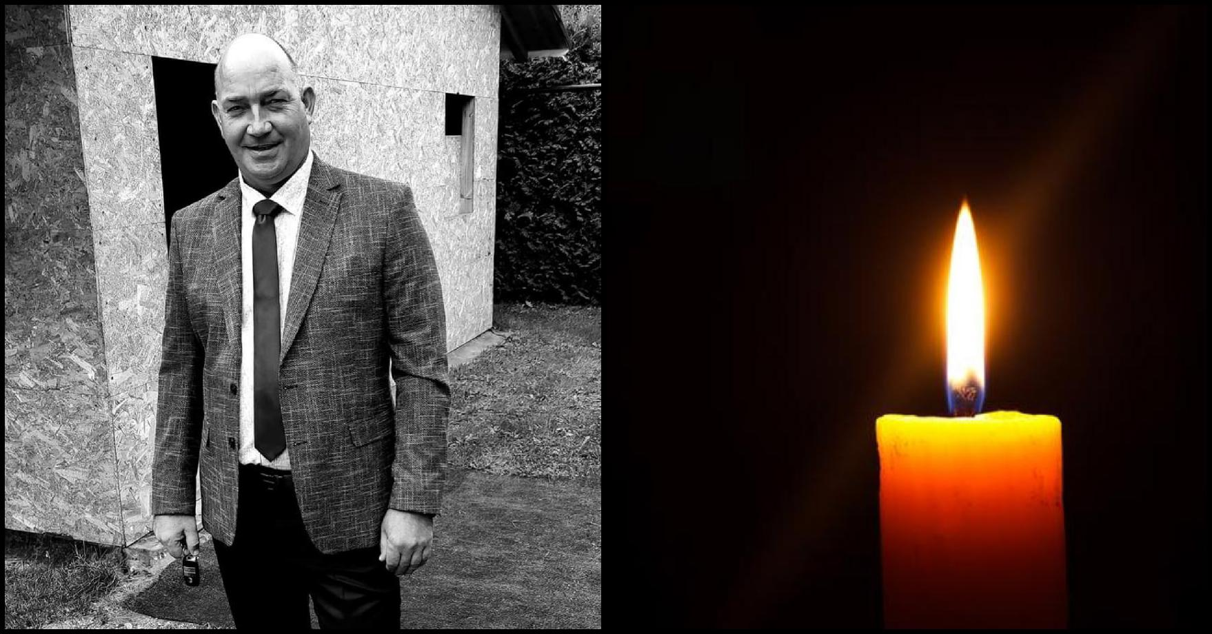 Jutro pogrzeb prezesa OSP  - Zdjęcie główne