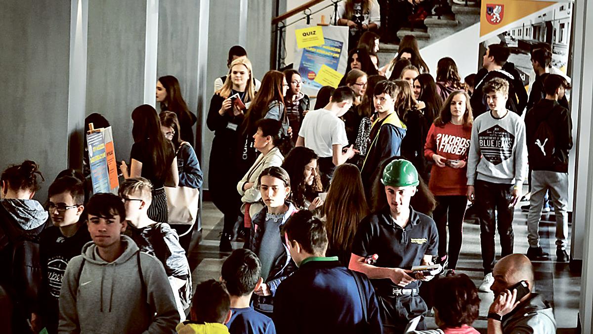 Informacja o XVI Targach Edukacyjnych - Zdjęcie główne