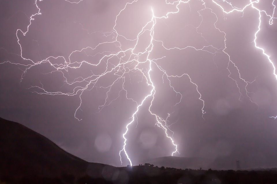 Kolejne ostrzeżenia przed burzami - Zdjęcie główne
