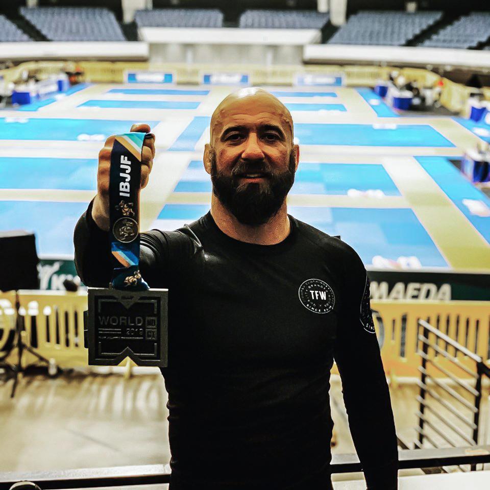 Mielczanin brązowym medalistą na Mistrzostwach Świata [FOTO] - Zdjęcie główne