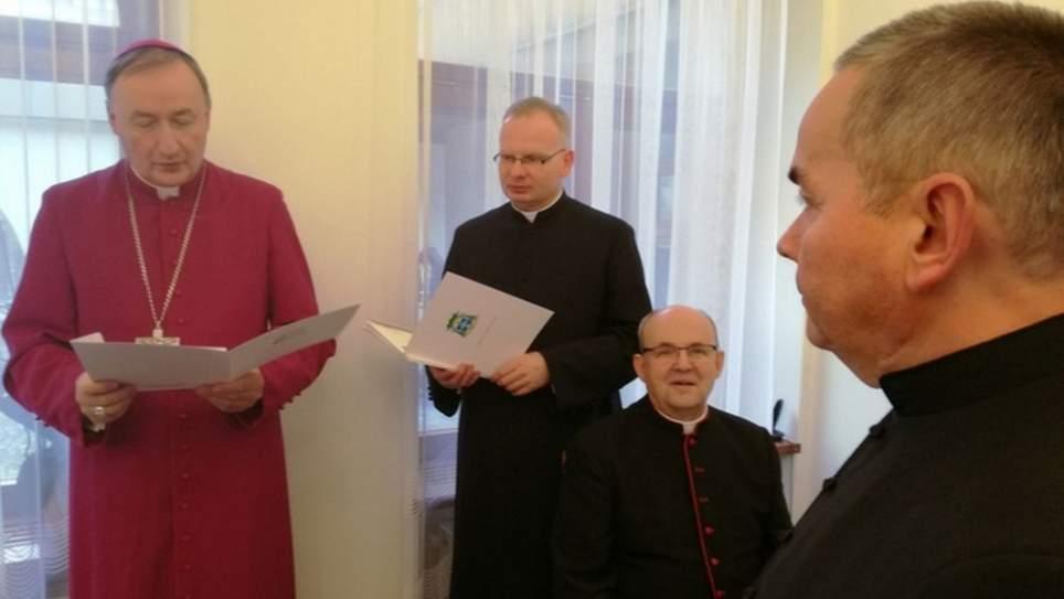 Biskup nominował nowych kanoników - Zdjęcie główne