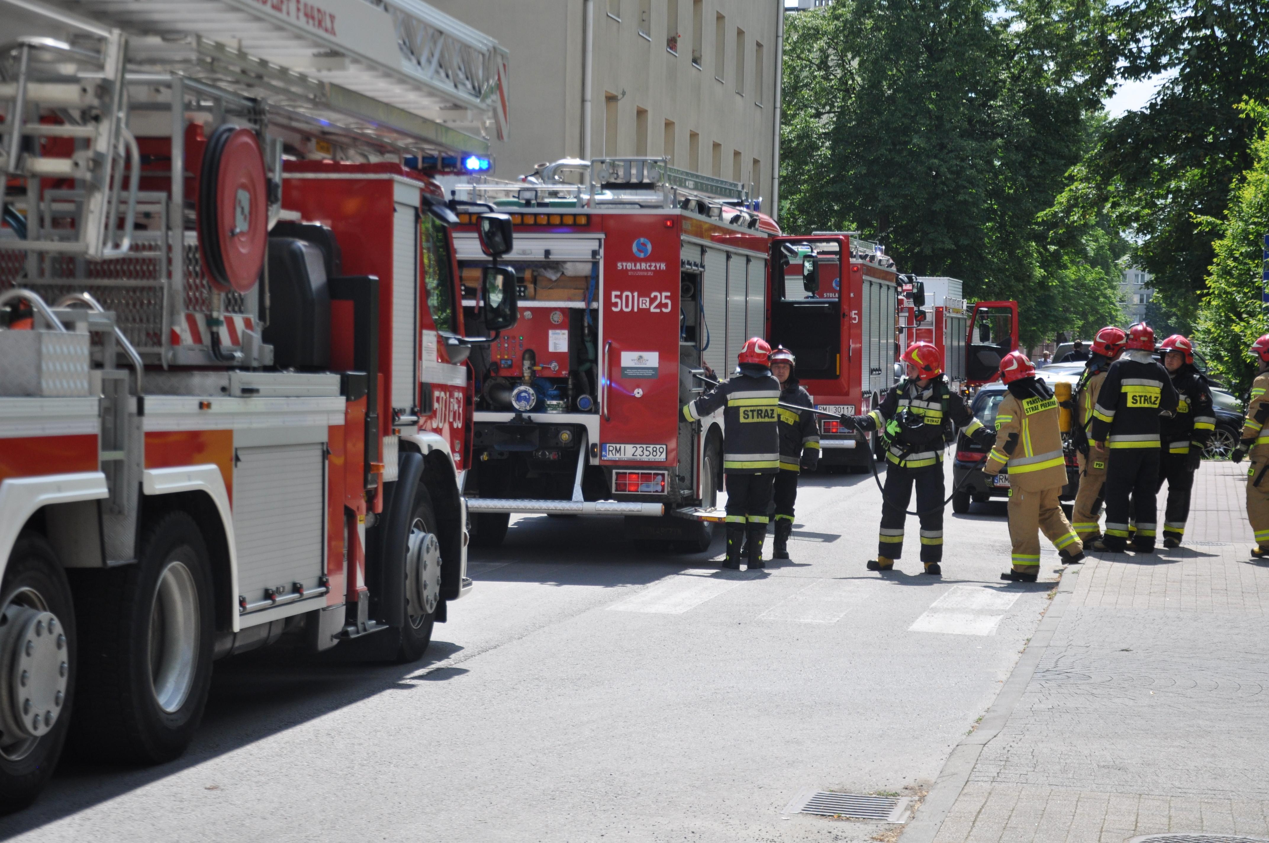 Ile razy syrena wezwała strażaków? - Zdjęcie główne