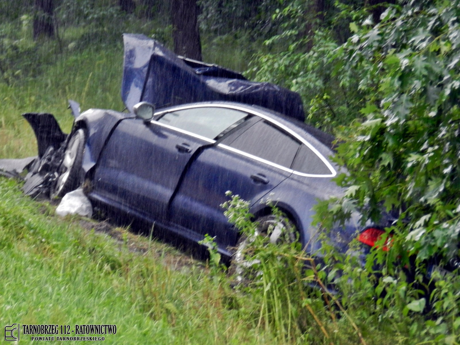 Sprawca śmiertelnego wypadku koło Stalowej Woli opuścił szpital! - Zdjęcie główne