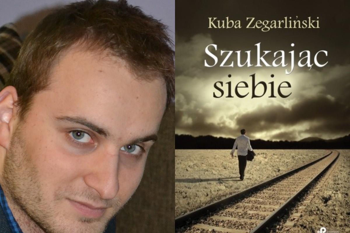 Powrót po sześciu latach. Będzie druga książka Kuby Zegarlińskiego  - Zdjęcie główne
