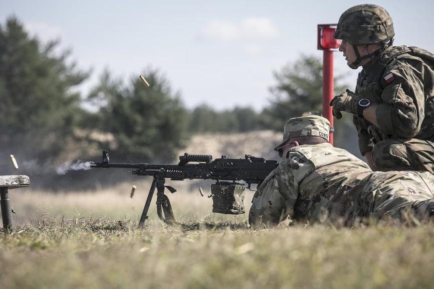 Szkolenie wojsk na terenie Mielca [MAPA] - Zdjęcie główne