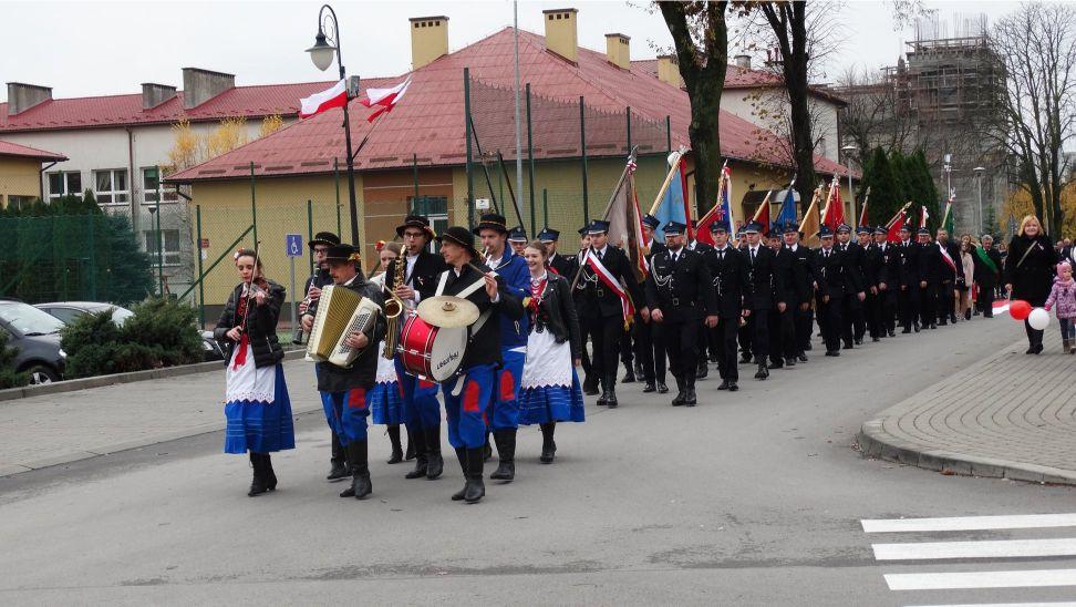 Obchody Święta Niepodległości w gminie Tuszów Narodowy [FOTO] - Zdjęcie główne