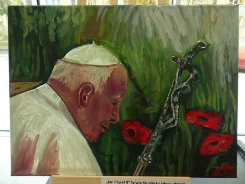 42 lata temu Polak został papieżem. Nowa wystawa w bibliotece - Zdjęcie główne