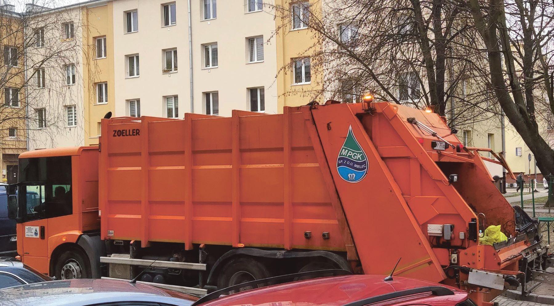 Skończył się serial z wyborem odbiorcy śmieci w Mielcu - Zdjęcie główne