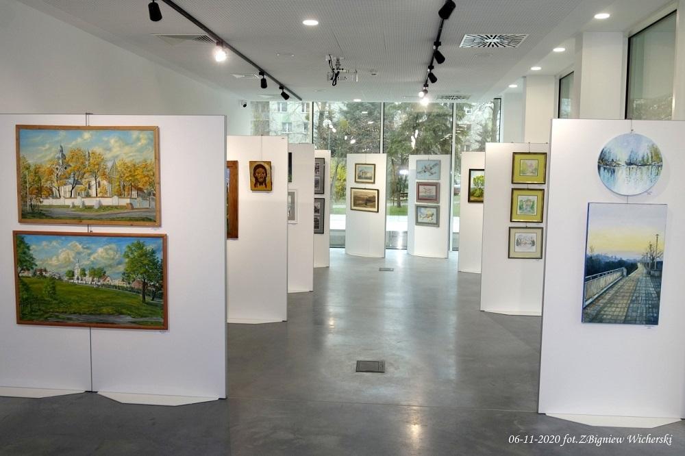 Doroczna wystawa Klubu Środowisk Twórczych z Mielca - dostępna online  - Zdjęcie główne
