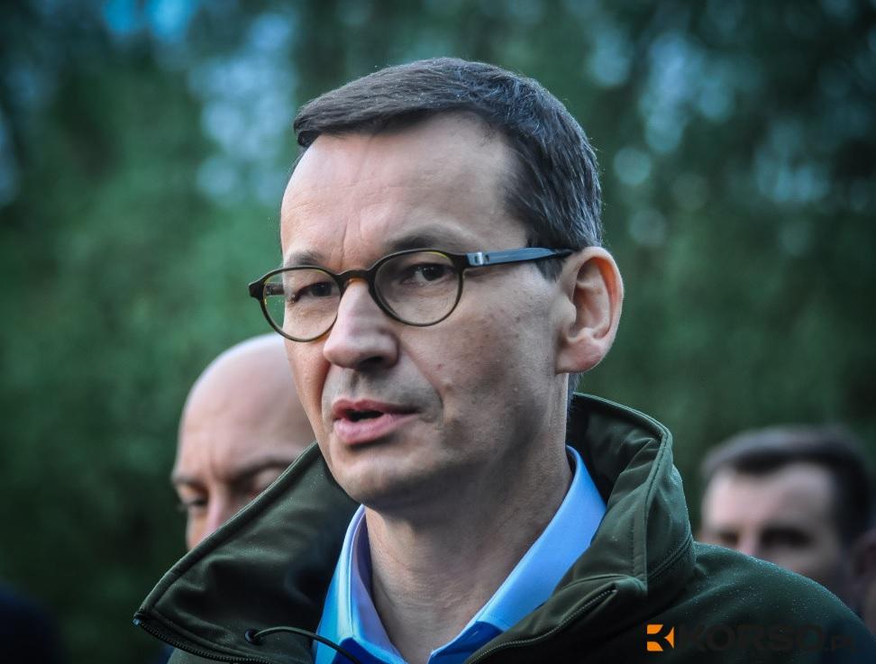 Premier Mateusz Morawiecki odwiedzi dziś Mielec  - Zdjęcie główne