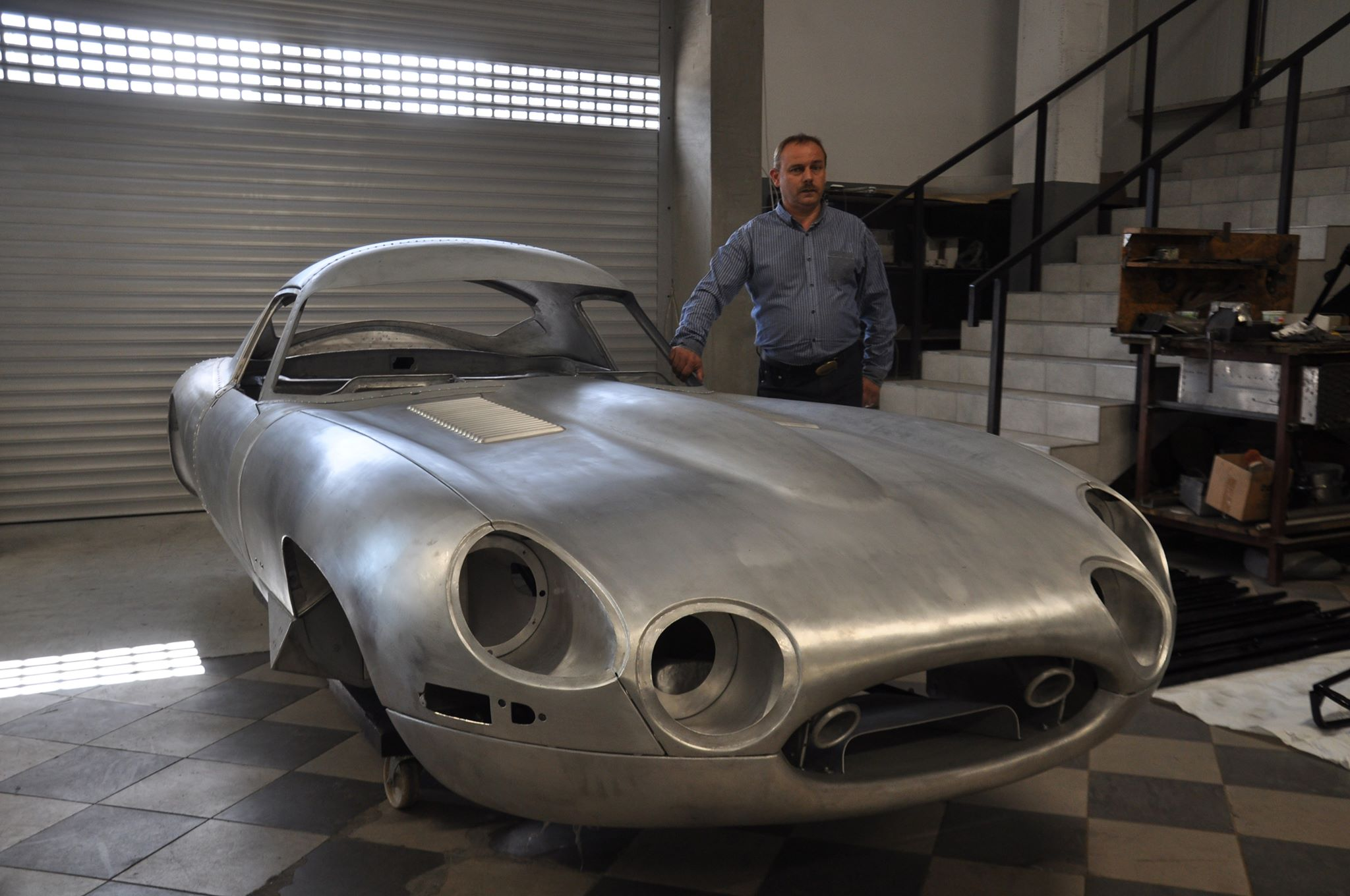 Mielczanin wskrzesza legendarne samochody [REPORTAŻ, FOTO] - Zdjęcie główne