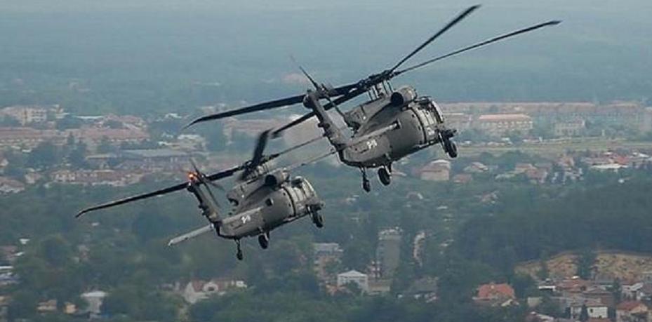 Mieleckie Black Hawki dotarły na Filipiny  - Zdjęcie główne