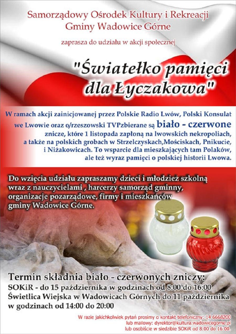 Światełko dla Łyczakowa. Zbiórka zniczy na polskie groby na Ukrainie - Zdjęcie główne