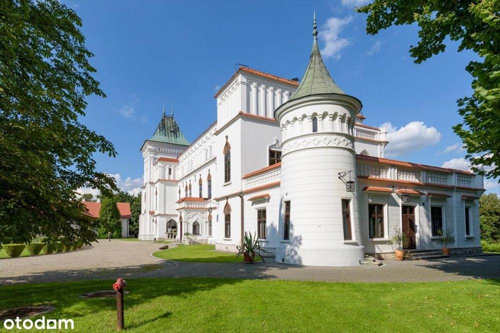 Zamek w Przecławiu wystawiony na sprzedaż - Zdjęcie główne