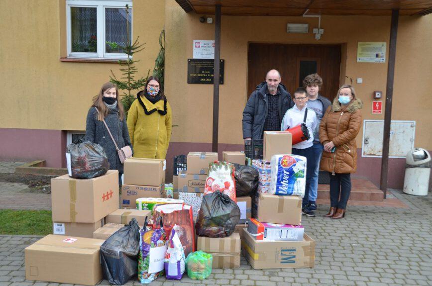 Mieleckie żłobki wsparły Dom Dziecka w Skopaniu - Zdjęcie główne