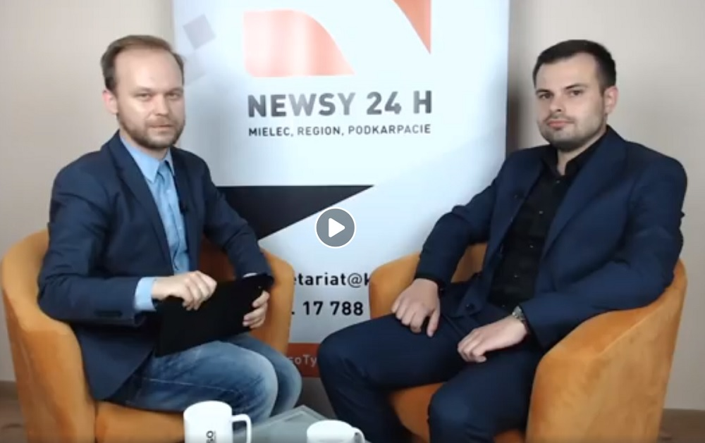Rozmowy z Korso: radca prawny Michał Nowak - Zdjęcie główne