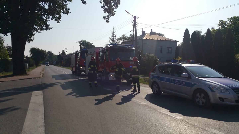 Potrącenie rowerzystki w Borowej! - Zdjęcie główne