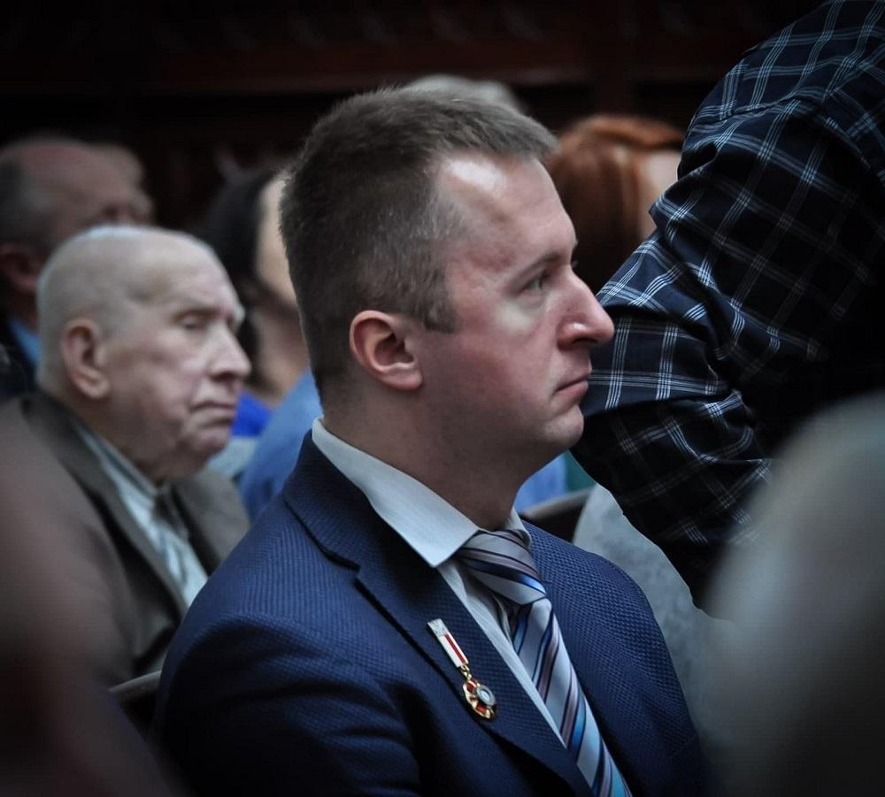 Piotr Durak z wyróżnieniem od Ministra Kultury - Zdjęcie główne