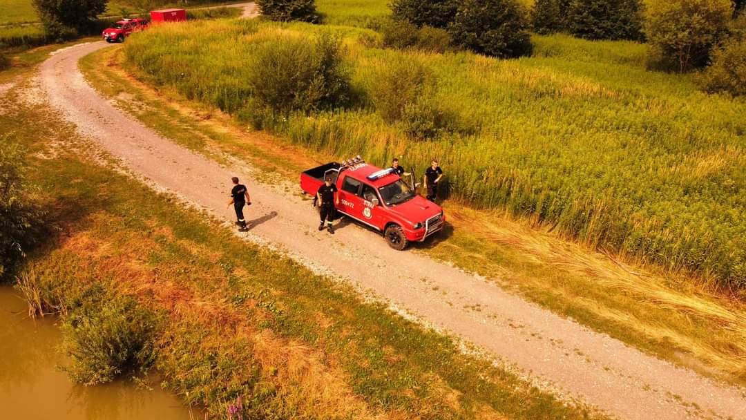 Dramat w Radomyślu. Policja odnalazła zwłoki - Zdjęcie główne