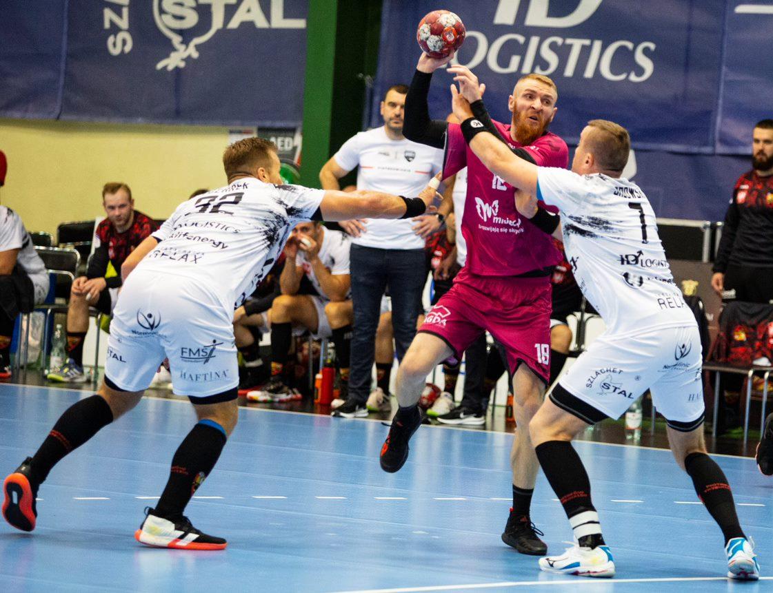 Druga kolejka, druga porażka Handball Stali Mielec na wyjeździe - Zdjęcie główne