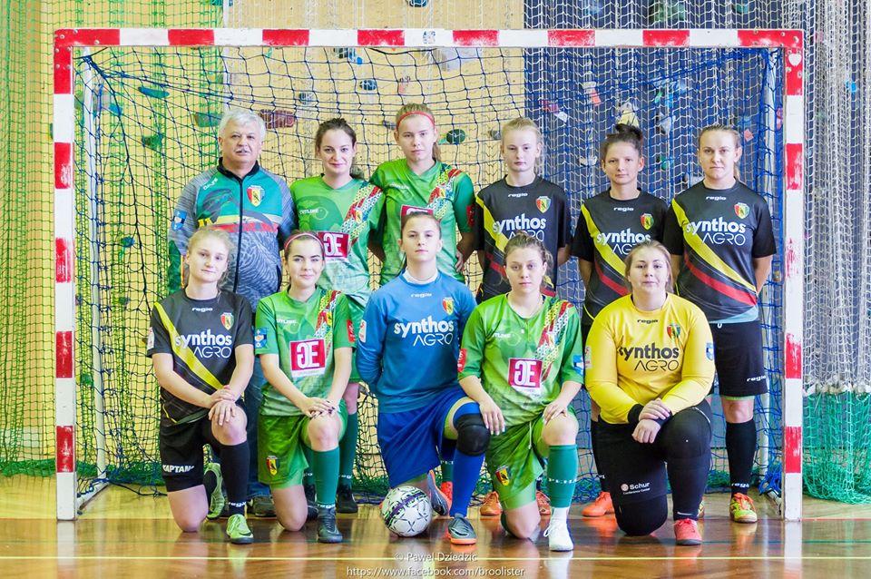 Sokół Kolbuszowa Dolna zwycięzcą Wojewódzkiego Pucharu Polski Kobiet w futsalu! - Zdjęcie główne