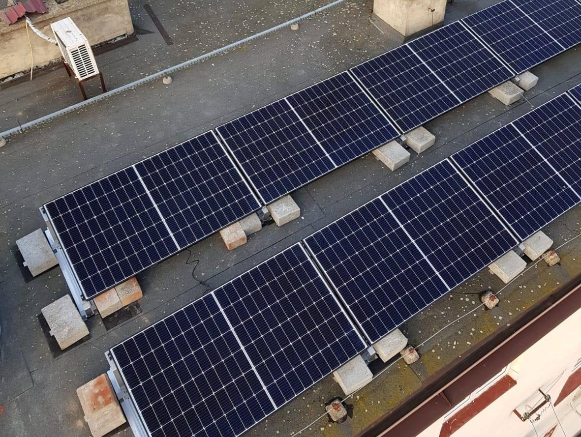 Gmina i szkoła będą produkować własny prąd [FOTO] - Zdjęcie główne