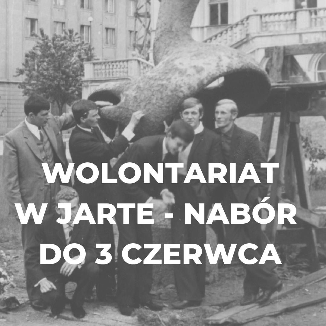Wolontariusze potrzebni w Jarte! - Zdjęcie główne