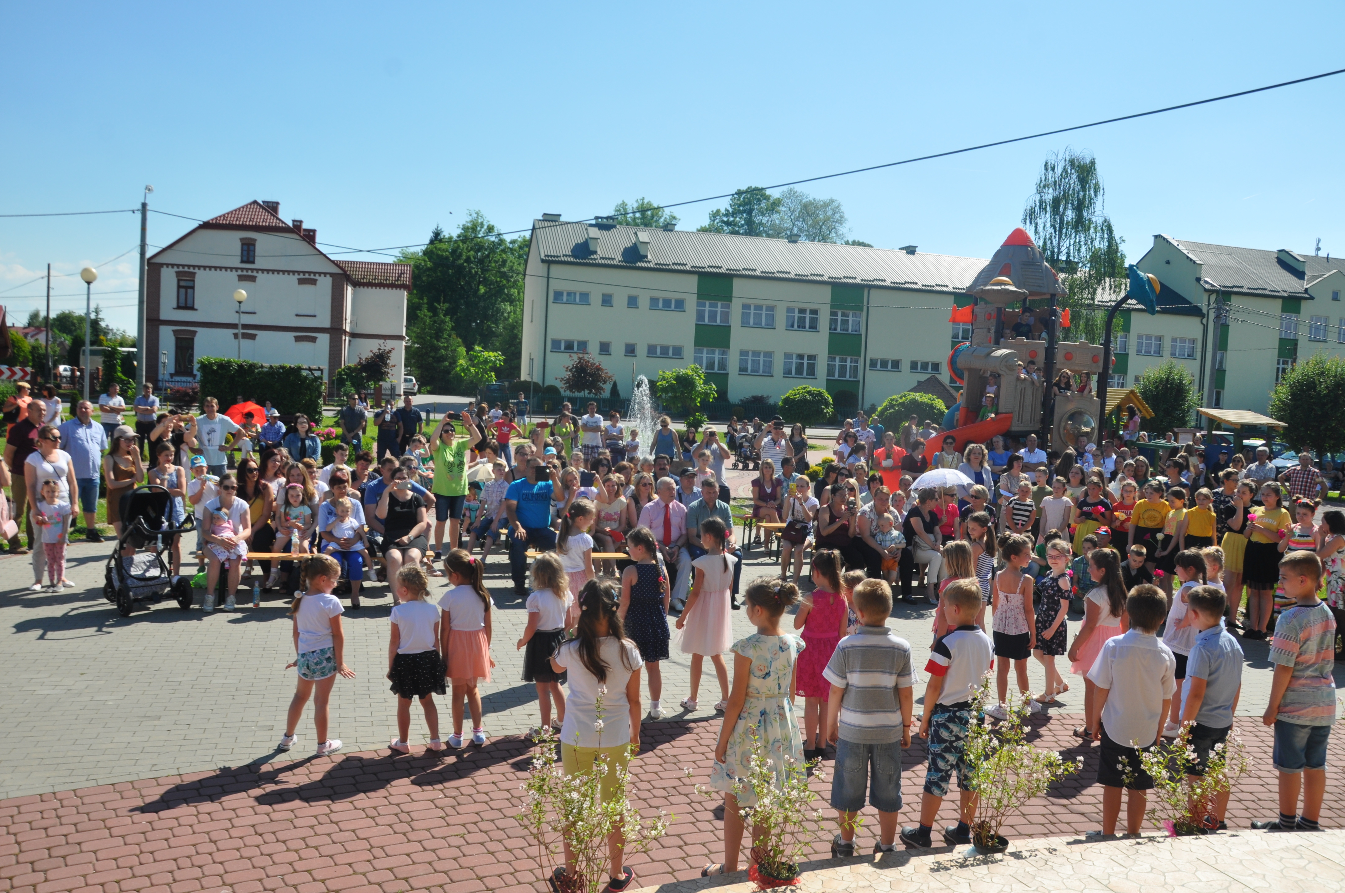 Rodzinnie w Gawłuszowicach [FOTO] - Zdjęcie główne